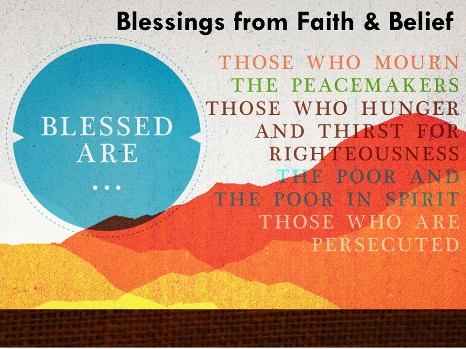 Blessings from Faith & Belief