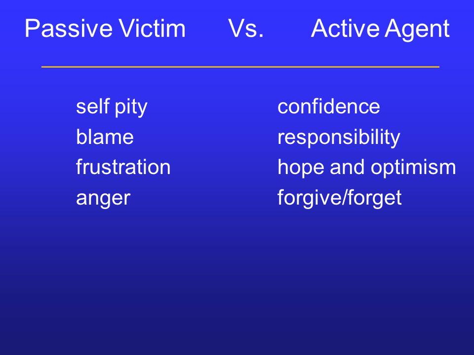 PREMISE 3: Internal factors primarily determine happiness VS.