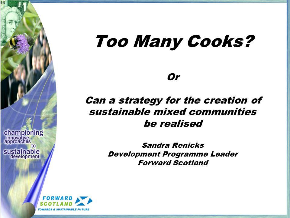 The Community of Scotland