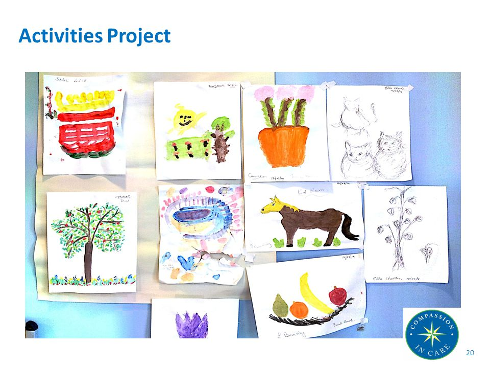 Activities Project 20