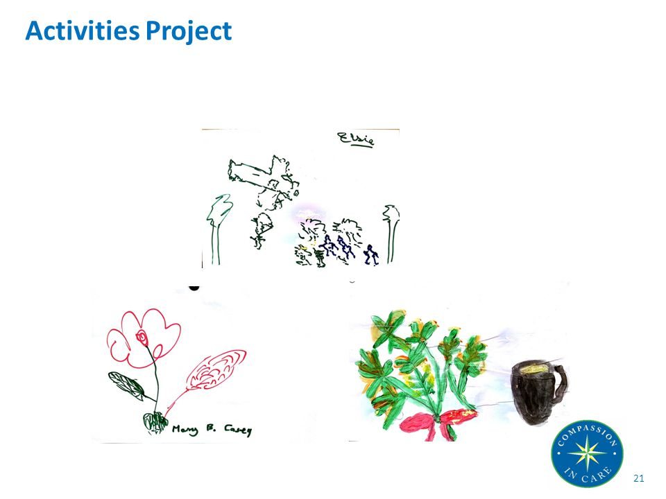 Activities Project 21