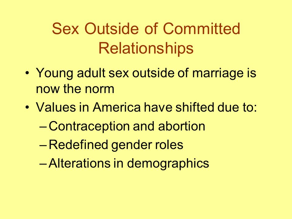 Sexual Communication (Cont.) In established relationships –initiating sexual activity For heterosexuals: men typically initiate more often In same-sex relationships: typically the more emotionally expressive partner initiates