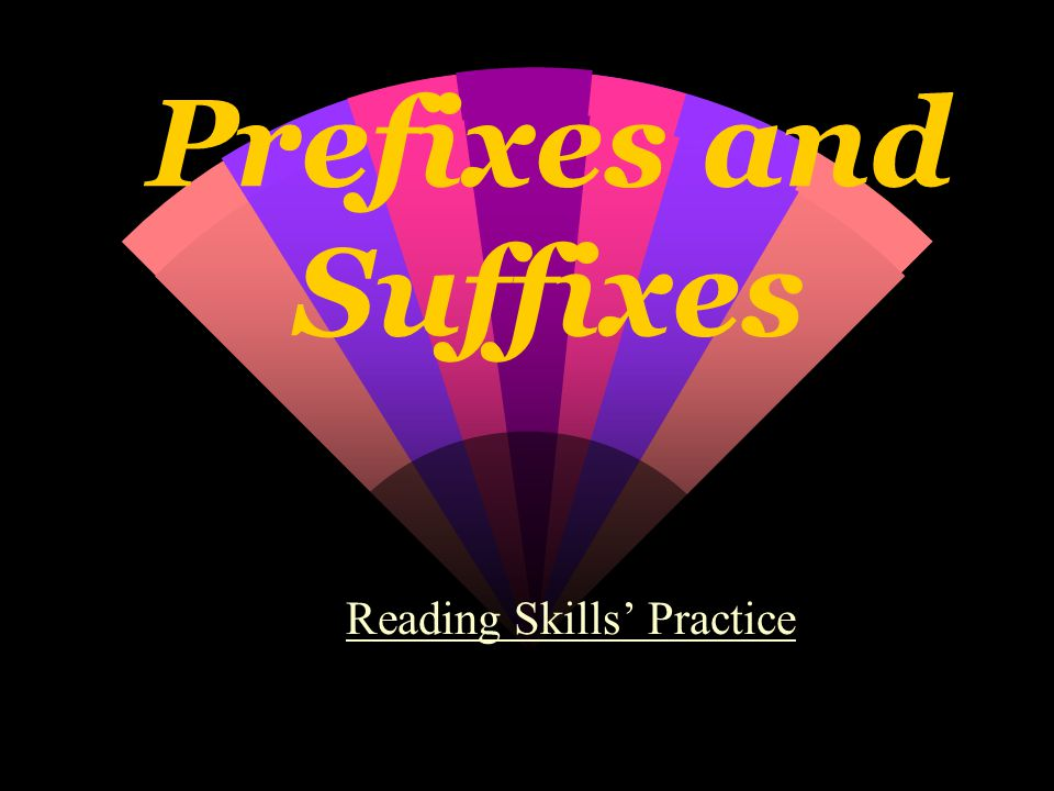 Using your knowledge of prefixes and suffixes, what does the following word mean? joyful
