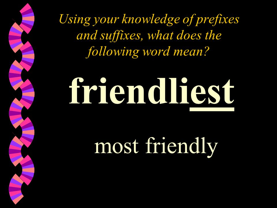 Using your knowledge of prefixes and suffixes, what does the following word mean? preheat