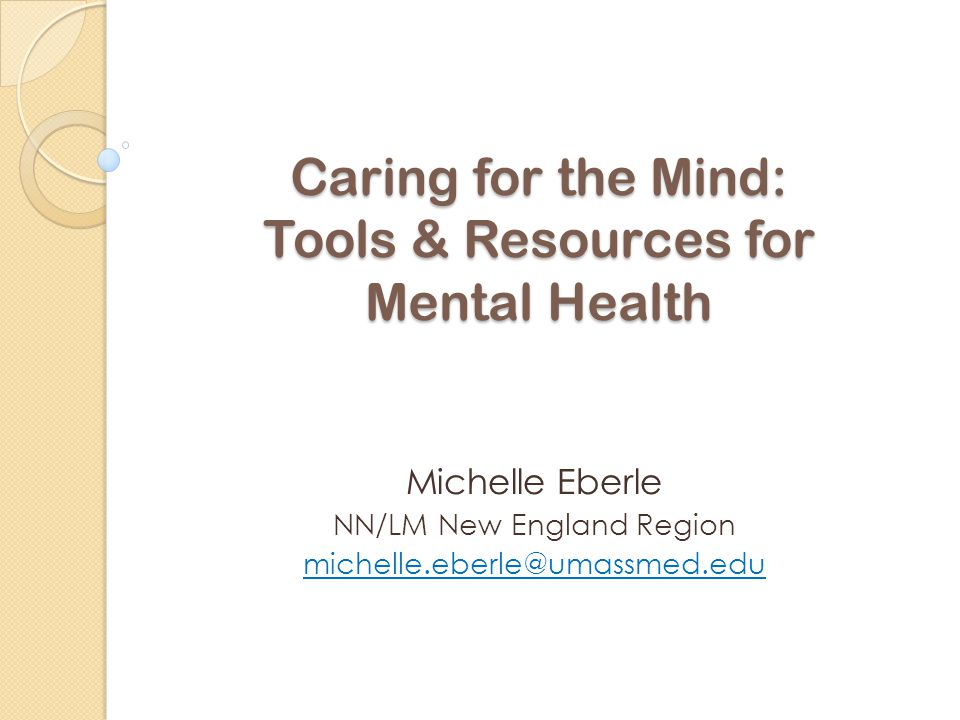 Mental Health Literacy Knowledge, beliefs and abilities that lead to the recognition, management and prevention of mental health problems.
