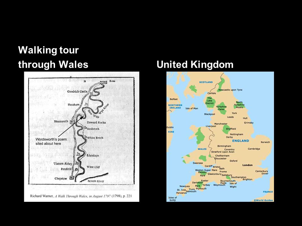 Walking tour through WalesUnited Kingdom