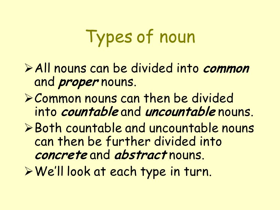WHAT ARE NOUNS.  Nouns are naming words.  They name people, places and objects.