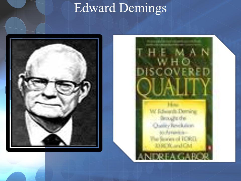 Edward Demings