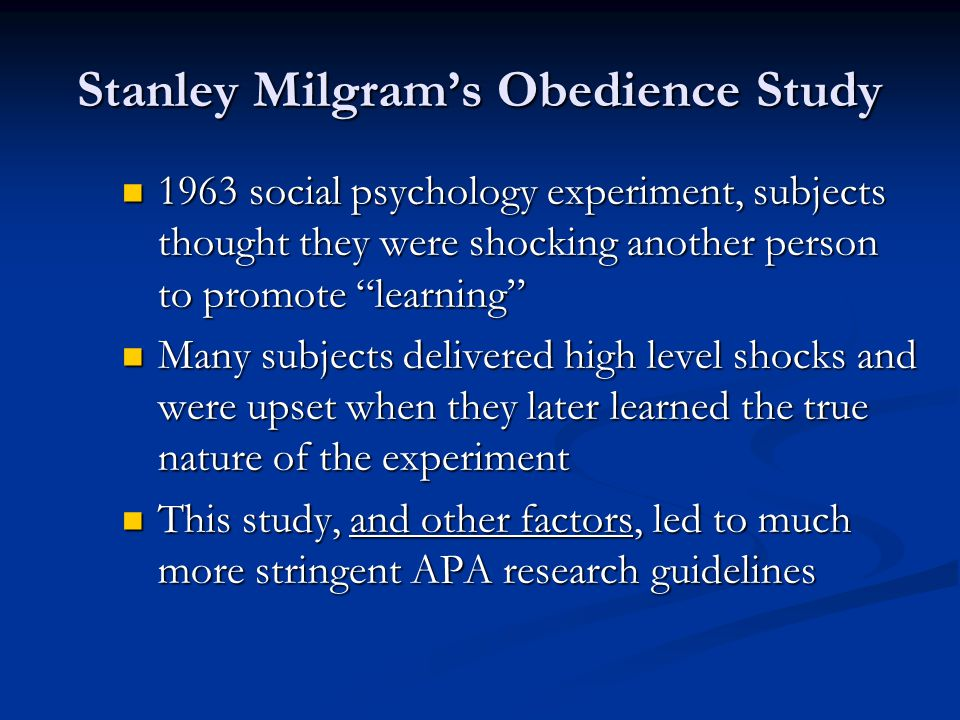 "Stanley Milgram's Obedience Study 1963 social psychology experiment, subjects thought they were shocking another person to promote ""learning"" 1963 soc"