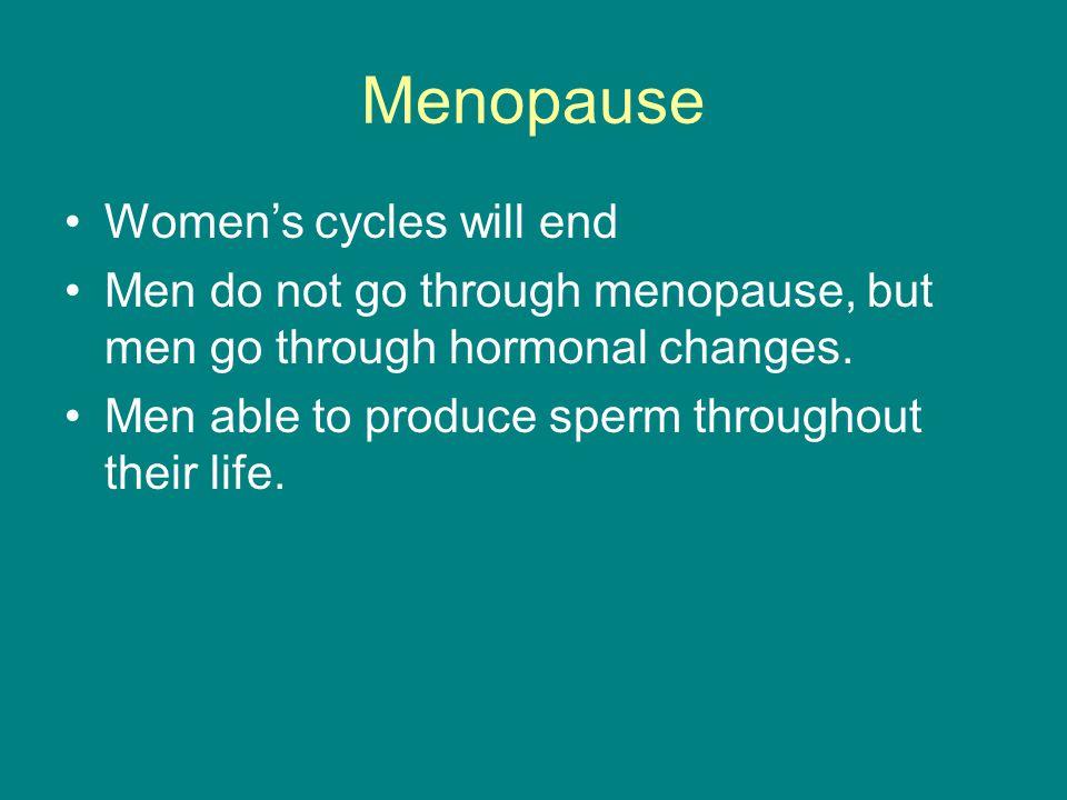 NOT Menopause