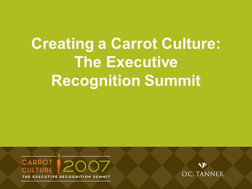 Carrot Culture ™ Award 2007: DHL Joan Kelly accepts The Carrot Culture Award for DHL