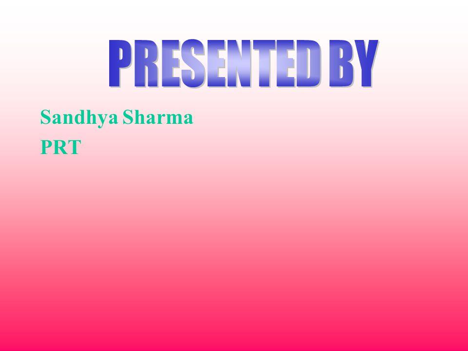 Sandhya Sharma PRT