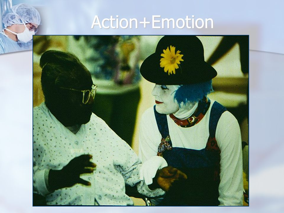 Action+Emotion