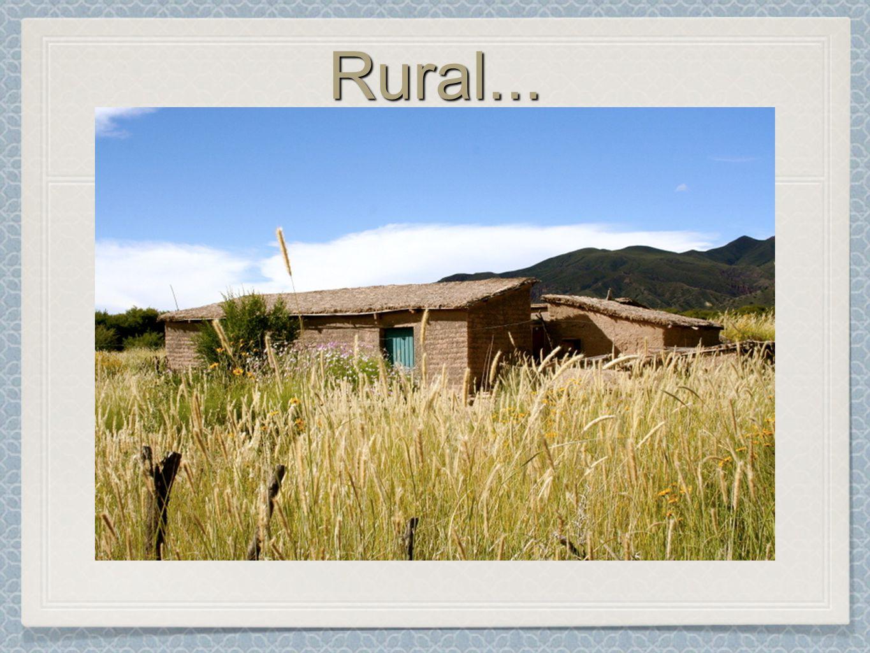 Rural...Rural...