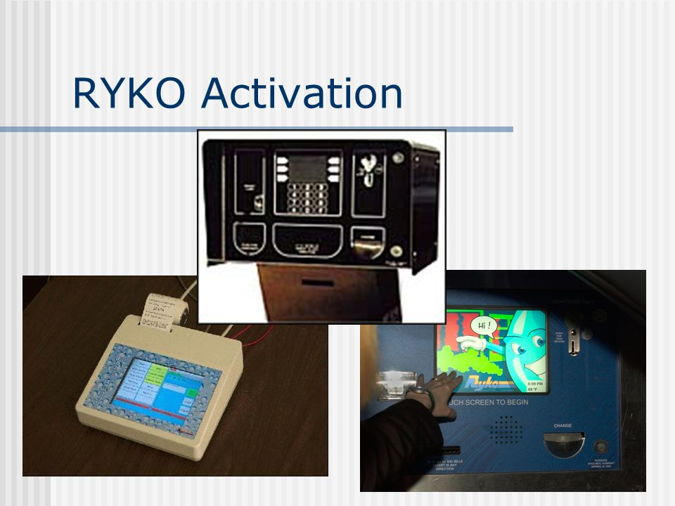 RYKO Activation