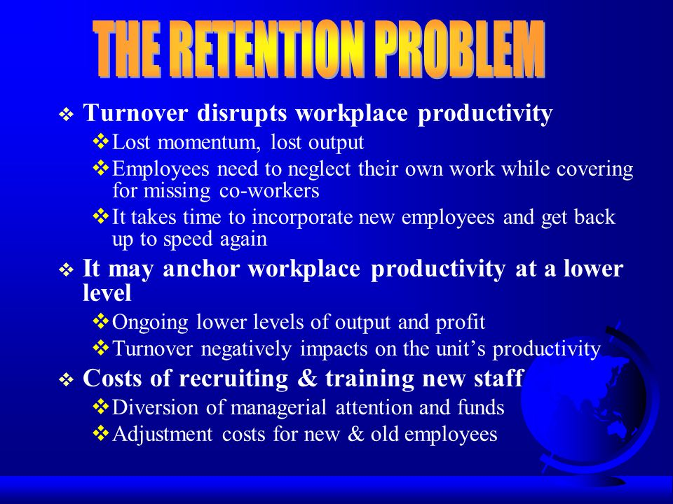  Having and enjoying goods and services  Economic Orientation  Having and enjoying their leisure (non-work) time  Leisure Orientation  Having and enjoying perquisites at work  Perquisite Orientation  Having the opportunity to work  Work Orientation  Achieving targets and success  Achievement Orientation