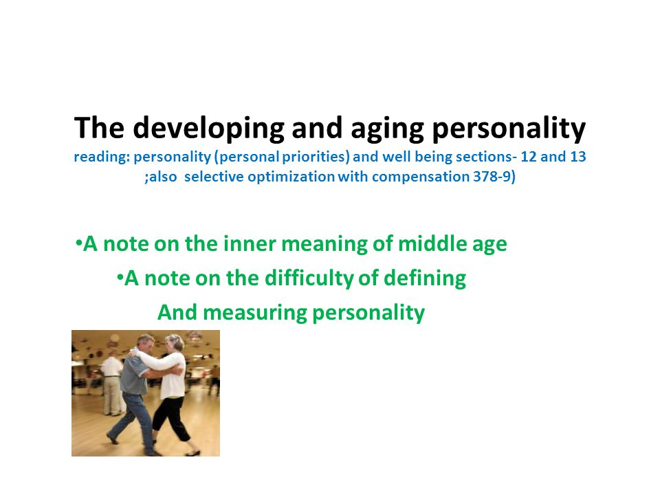The developing and aging mind read: intelligence section ch 12; memory section ch 13 Exploring the WAIS Exploring the age decline in verbal and performance tests