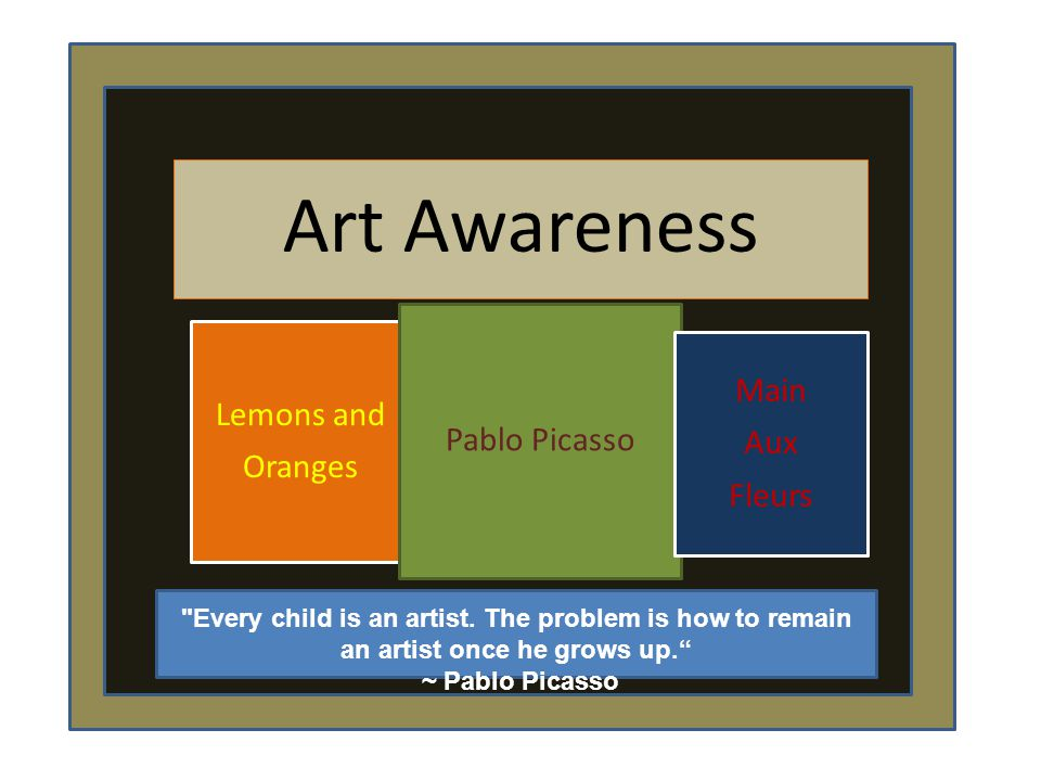 Pablo Picasso was one of the greatest artists of the twentieth century.