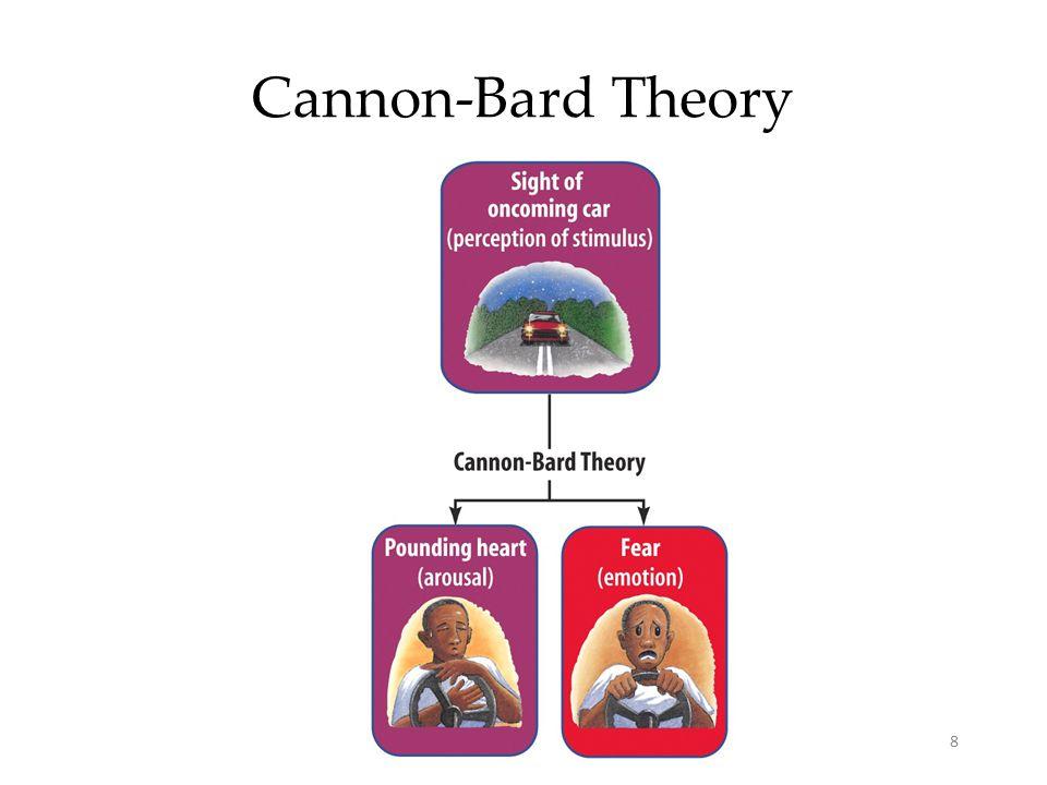 8 Cannon-Bard Theory