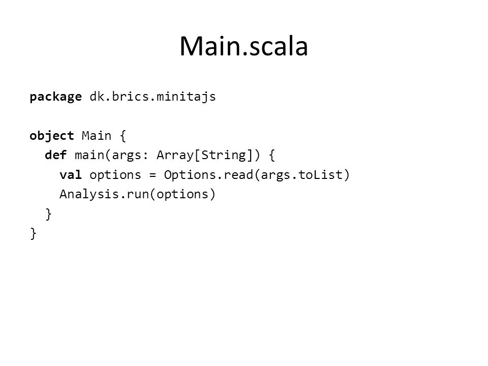 Options.scala case class Options(inputFile: File, context: Boolean, recency: Boolean, lazyprop: Boolean,...);