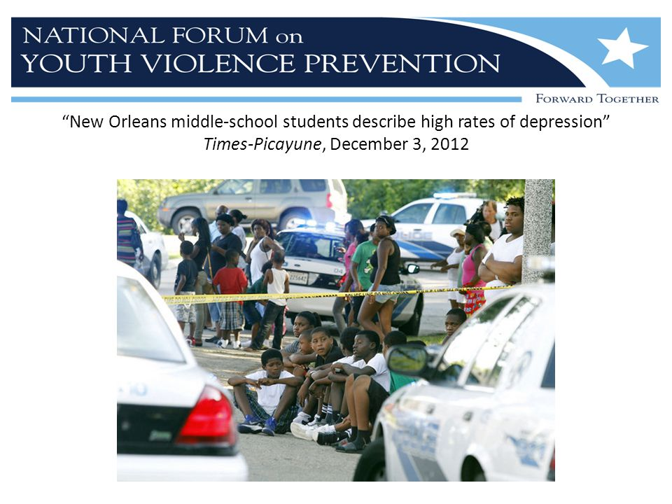 NOLA FOR LIFE Stop the Shootings Invest in Prevention Promote Jobs and Opportunities Get Involved and Rebuild Neighborhoods Improve the NOPD