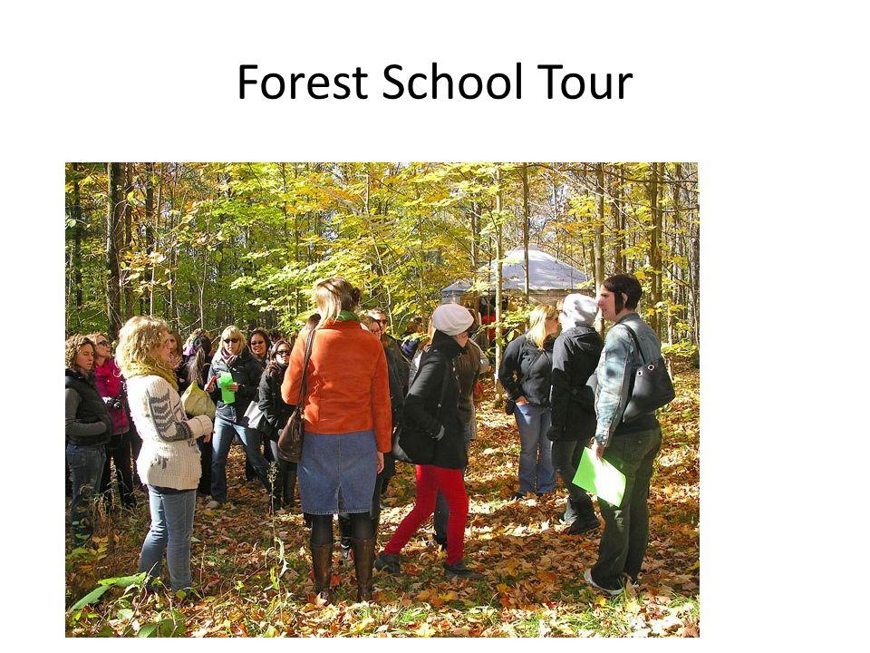 Forest School Tour