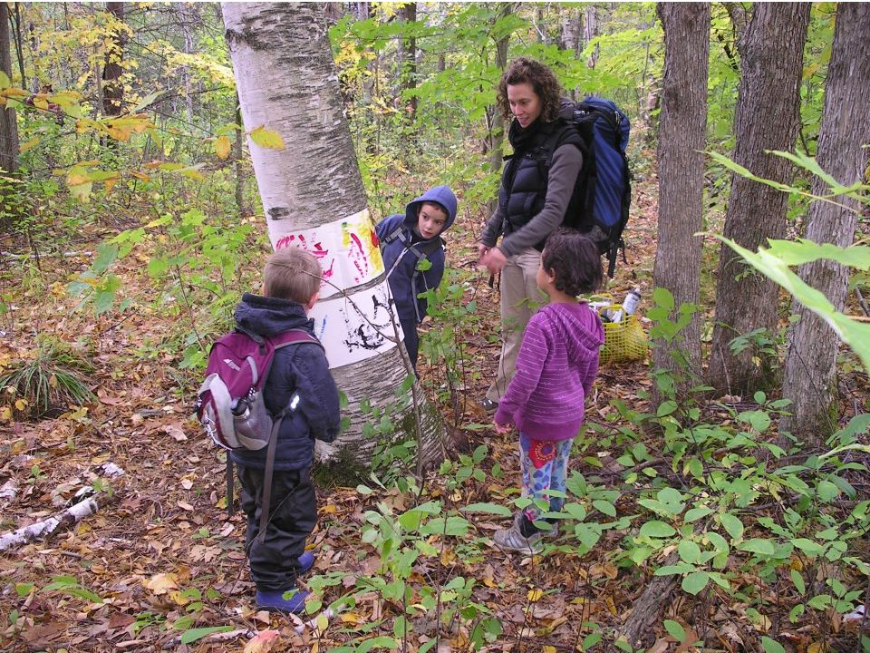 Families in Nature with Martha Webber