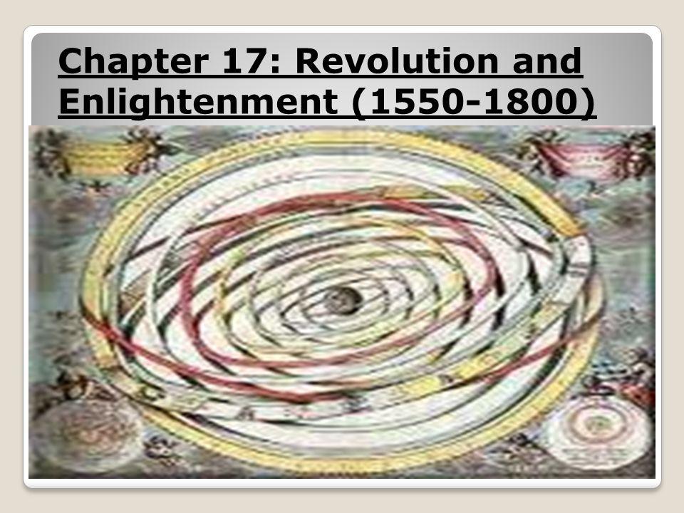 Section 1: The Scientific Revolution