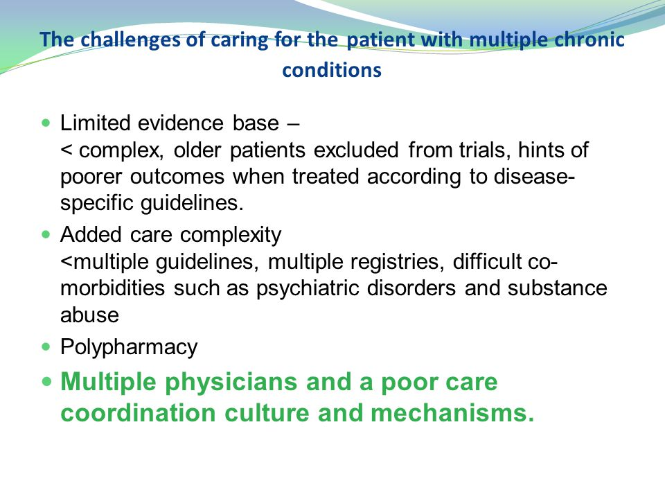 Why make care coordination a priority.