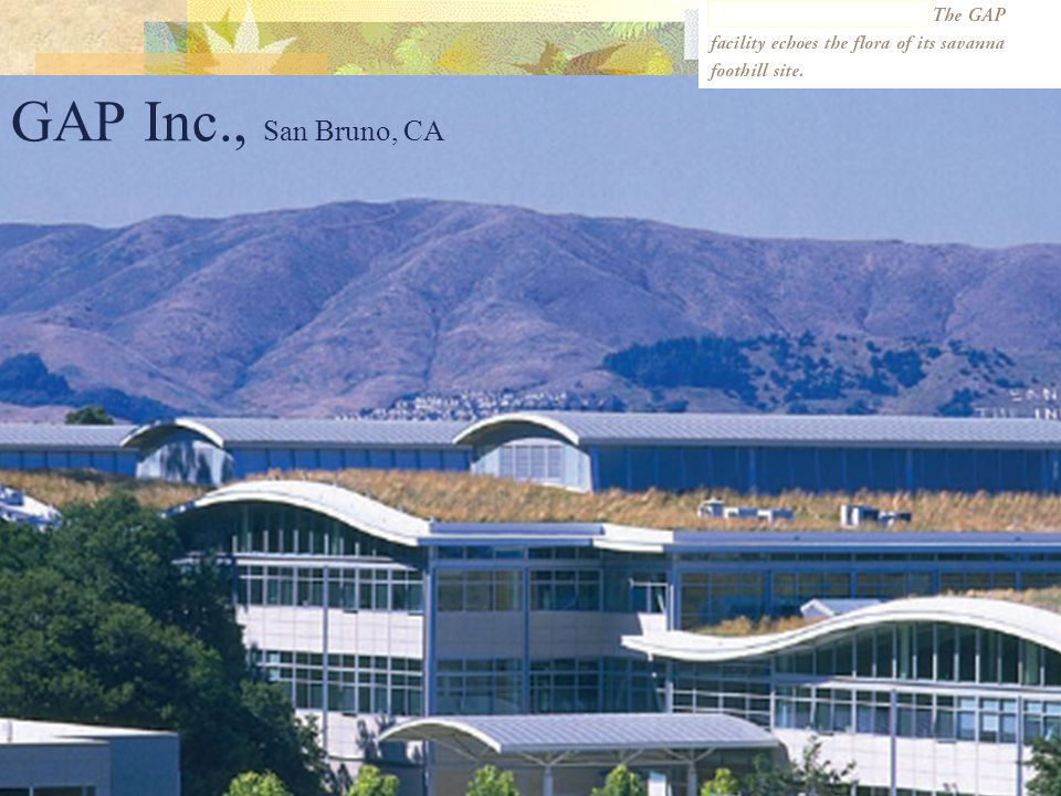 GAP Inc., San Bruno, CA