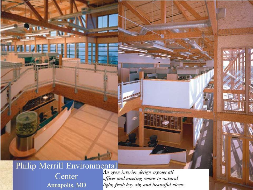 Philip Merrill Environmental Center Annapolis, MD