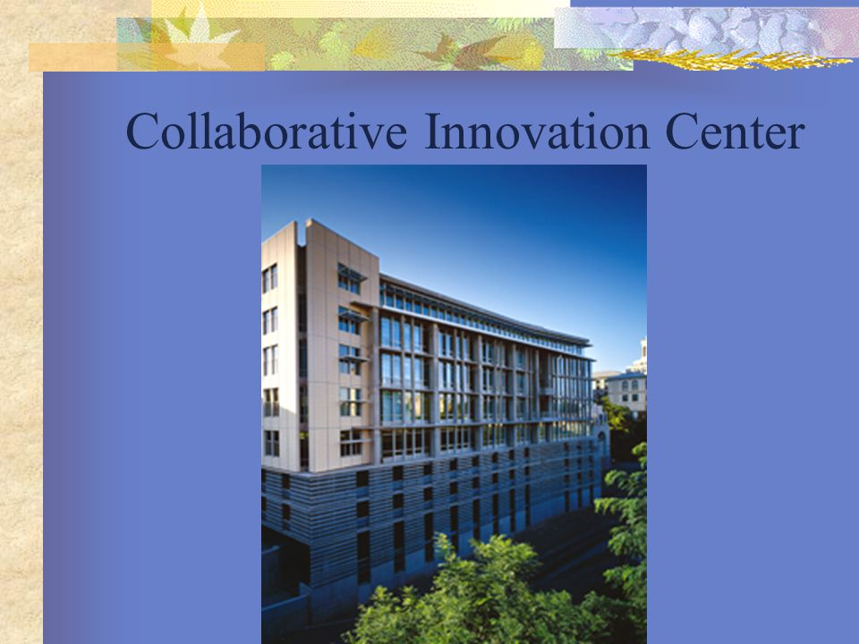 Collaborative Innovation Center