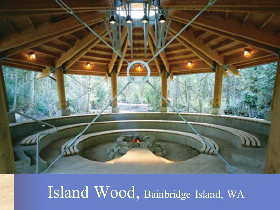 Island Wood, Bainbridge Island, WA