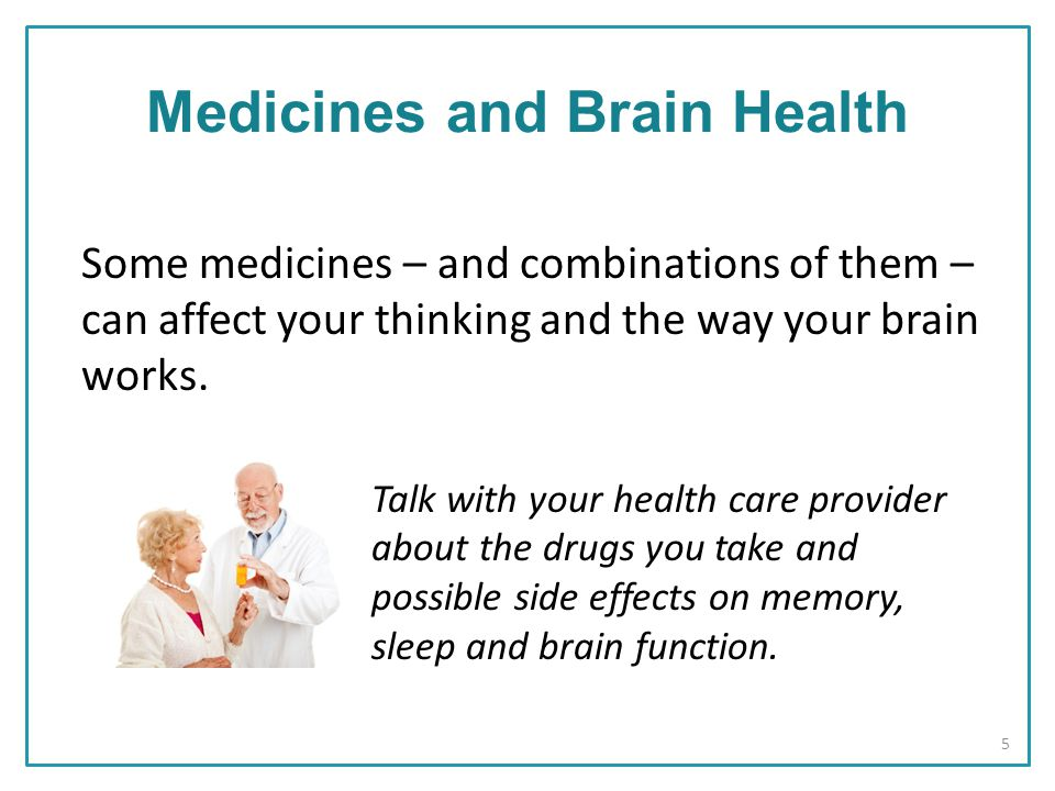 Actions that may help:  Take care of your health  Eat healthy foods  Be active  Learn new things  Connect with family, friends, and communities So, What Can You Do to Protect Brain Health.