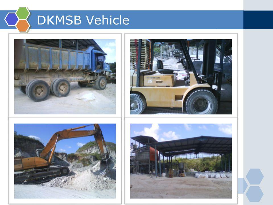 www.dkmsb.com.my DKMSB Vehicle
