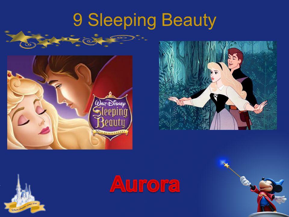 9 Sleeping Beauty