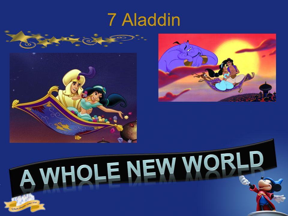 7 Aladdin