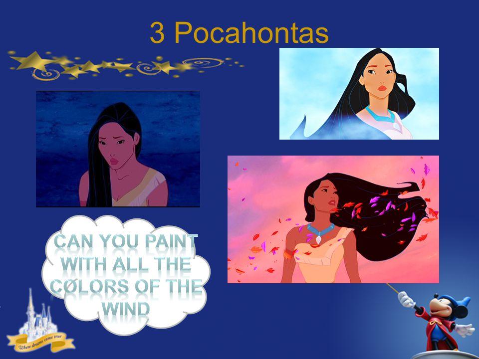 3 Pocahontas