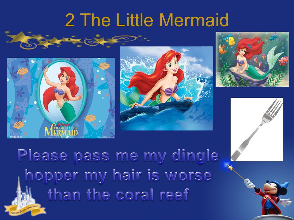 2 The Little Mermaid