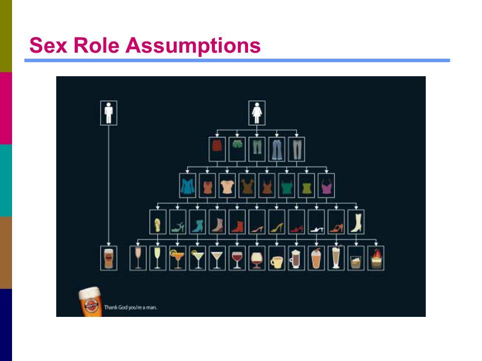 Sex Role Assumptions