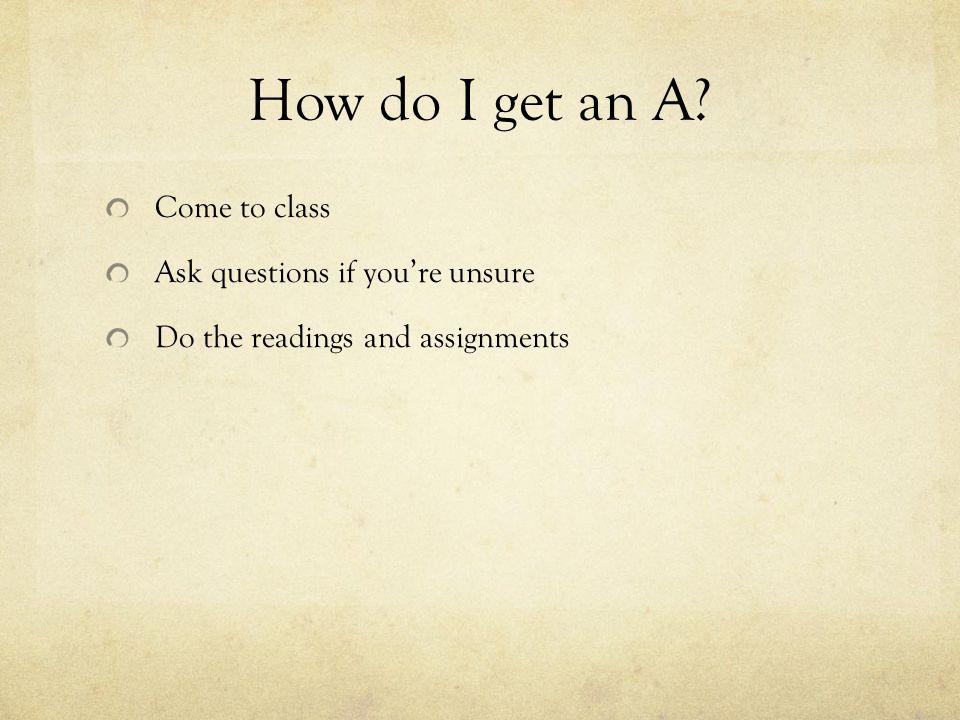 How do we do observational studies.