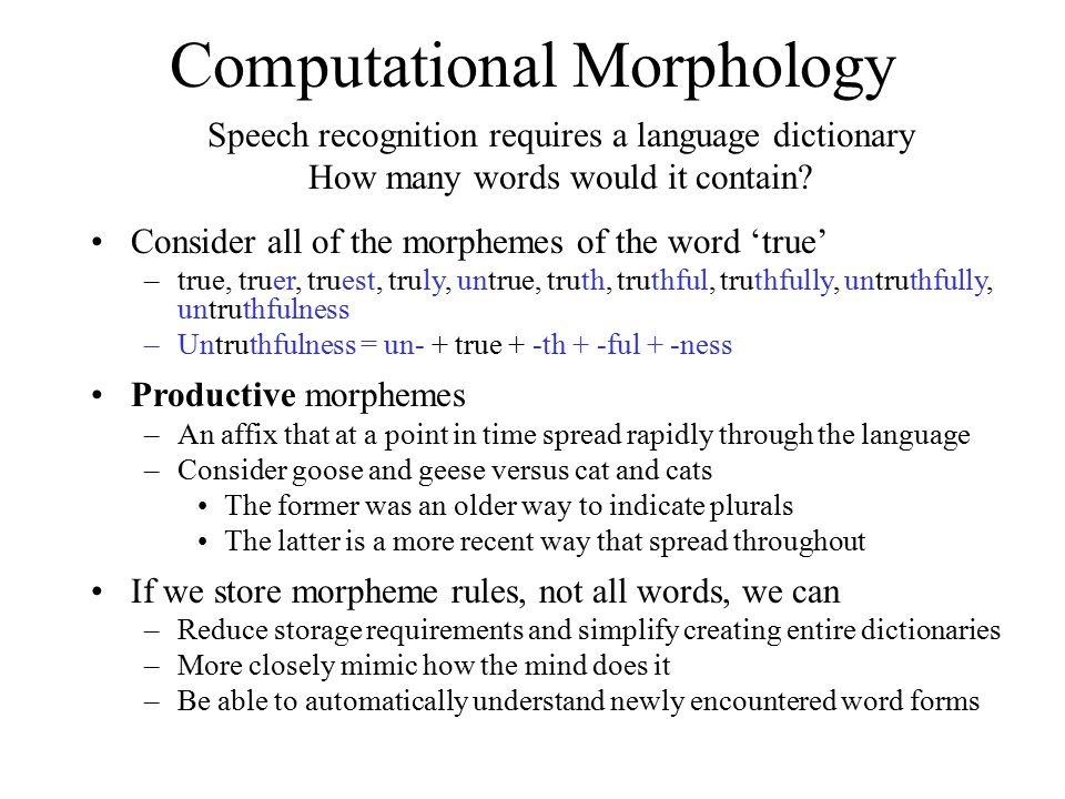 Pronunciation decoding [n iy]