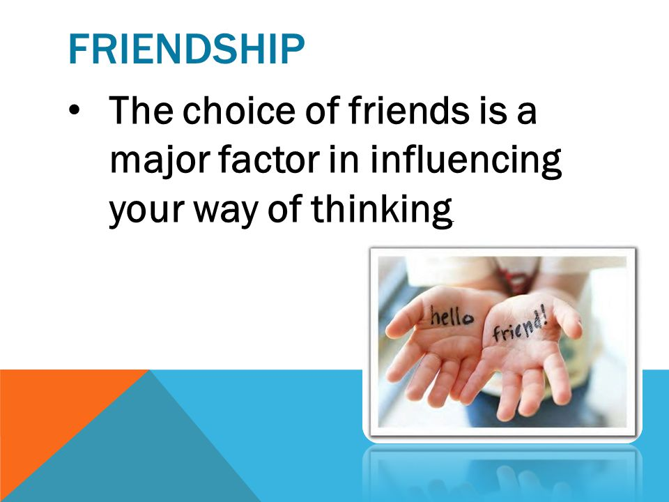 BUILDING GOOD RELATIONSHIPS Good relationships are essential to our happiness and emotional health!