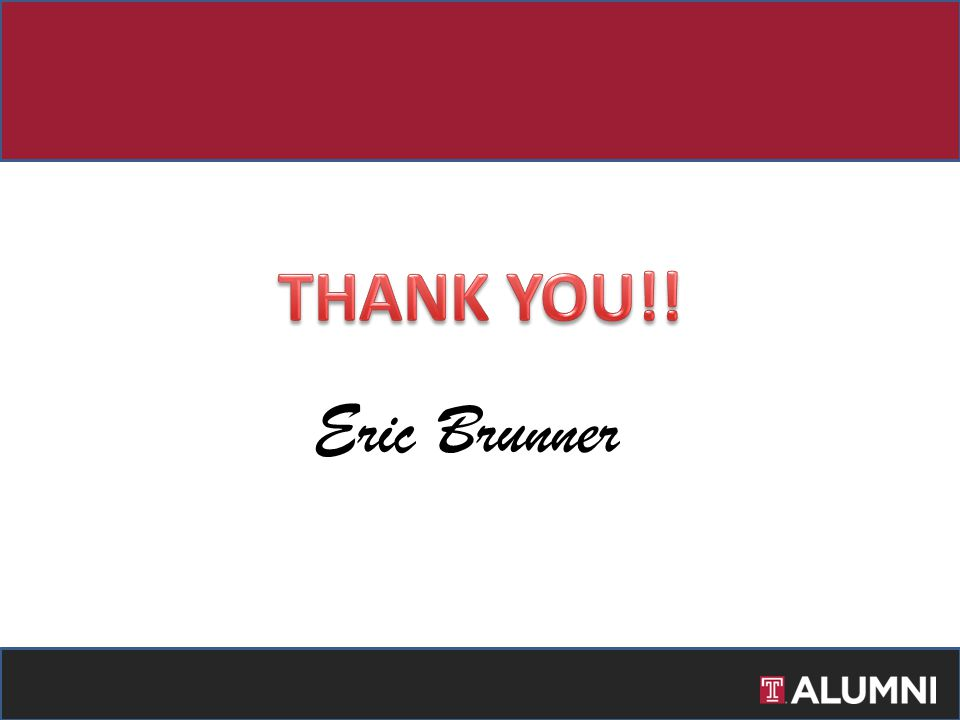 Eric Brunner