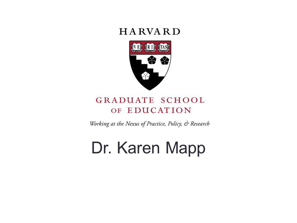 Dr. Karen Mapp