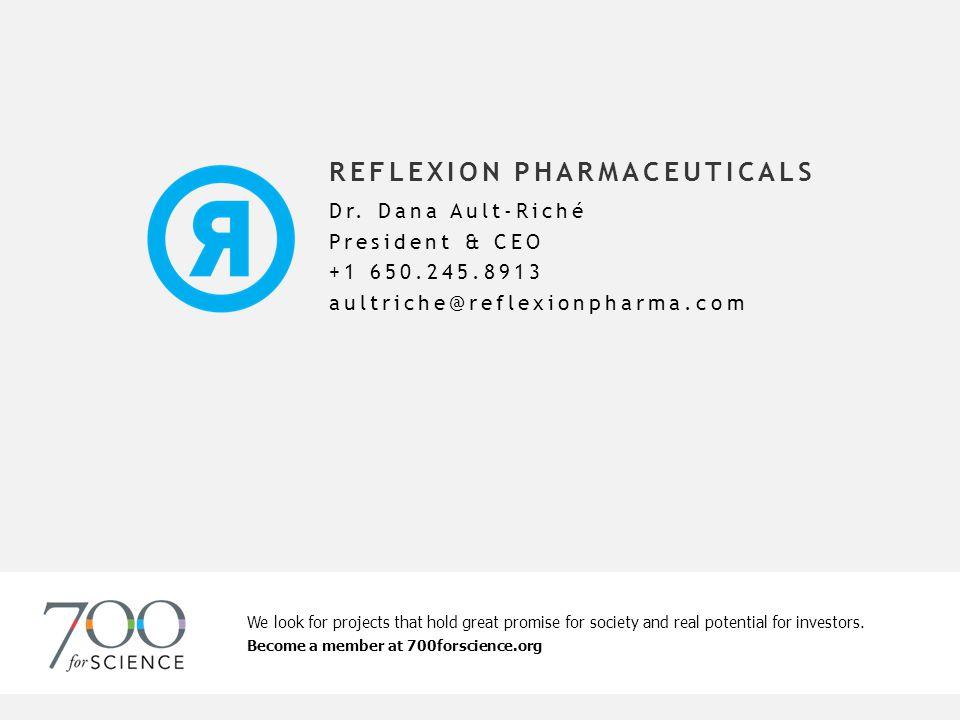 REFLEXION PHARMACEUTICALS Dr.