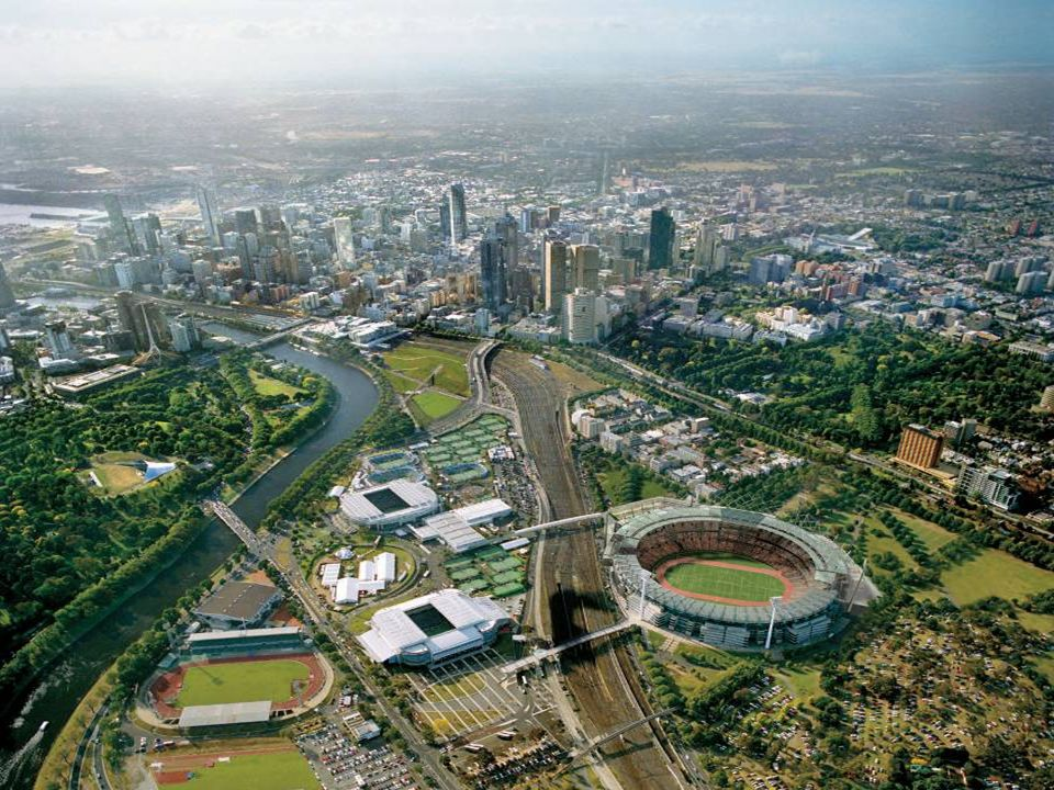 5. Melbourne, Australia Australia's second city is a major center for arts and education, but it makes the list because it's part of a well-liked nati
