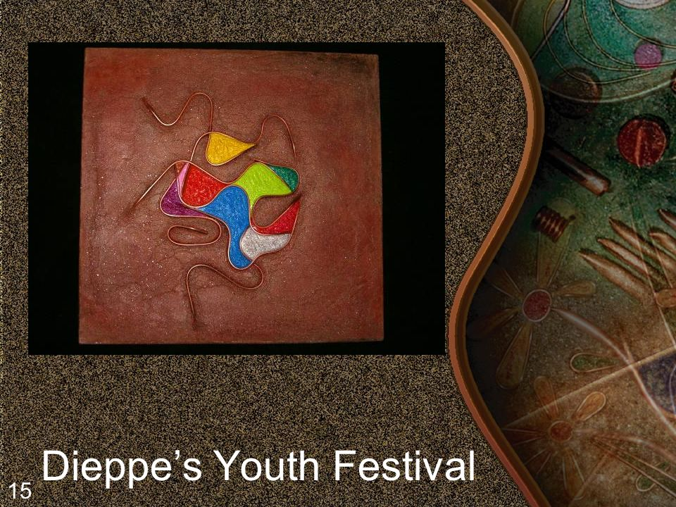 Dieppe's Youth Festival 15