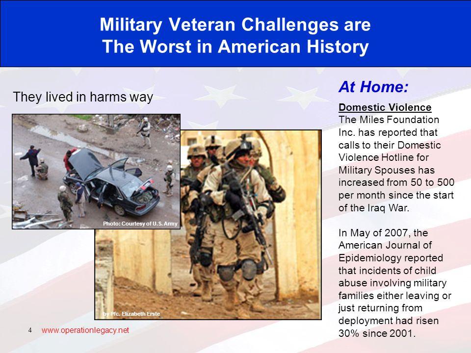 www.operationlegacy.net 5 by Spc.Katherine M.