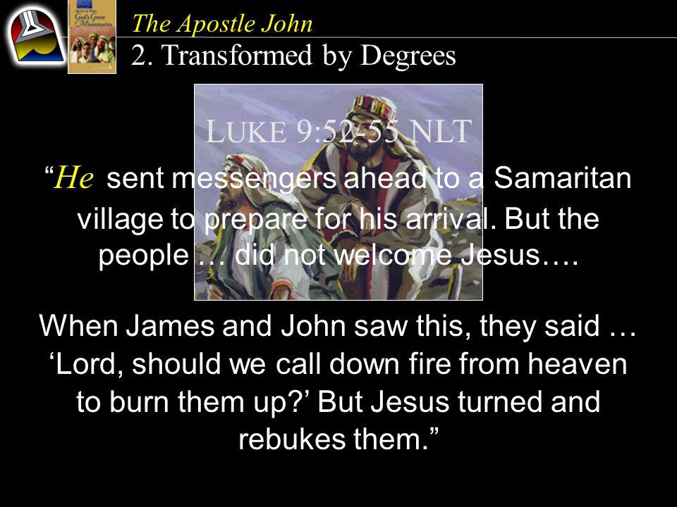 The Apostle John 2.
